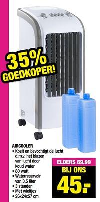 Aircooler-Huismerk - Big Bazar