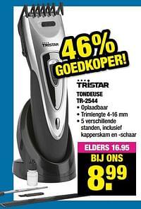 Tristar tondeuse tr-2544-Tristar