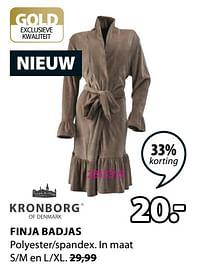 Finja badjas-Kronborg