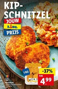 Kipschnitzels-Huismerk - Lidl