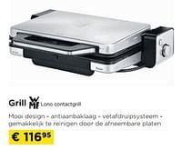 Grill wmf lono contactgrill-WMF