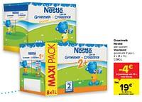 Nestlé groeimelk 2 jaar+-Nestlé