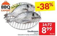 Goudbrasem-Huismerk - Intermarche
