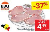 Varkensfiletkoteletten-Huismerk - Intermarche