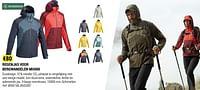 Regenjas voor bergwandelen mh500-Huismerk - Decathlon