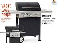 Barbecook gasbbq family spring 3112-Barbecook