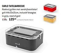 Carlo tafelbarbecue-Barbecook
