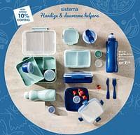 Renew drinkfles-Sistema
