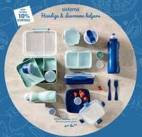 Renew lunchbox-Sistema