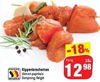 Kippenbrochettes-Huismerk - Match