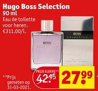 Hugo boss selection edt-Hugo Boss