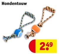 Hondentouw-Huismerk - Kruidvat