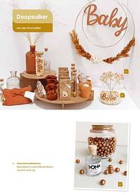 Chocolade suikerbonen-Huismerk - Ava