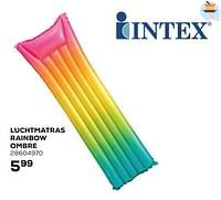Luchtmatras rainbow ombre-Intex