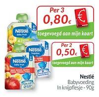 Nestlé babyvoeding-Nestlé