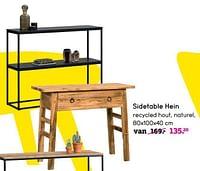 Sidetable hein-Huismerk - Leen Bakker
