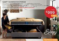 Sleepy scandinavian storage-Sleepy