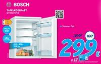 Bosch tafelkoelkast ktr15nwea-Bosch