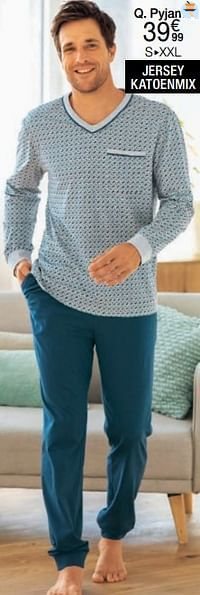 Pyjama-Huismerk - Damart