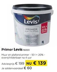 Primer 156303-Levis