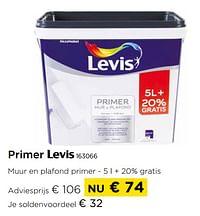 Primer 163066-Levis