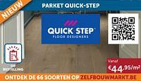 Parket quick-step-QuickStep