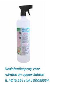 Desinfectiespray voor ruimtes en oppervlakten-Huismerk - Ava