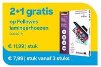Fellowes lamineerhoezen-Fellowes