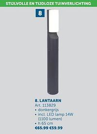 Lantaarn-Huismerk - Zelfbouwmarkt