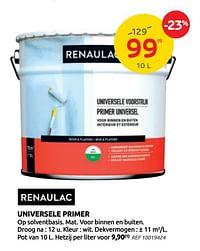 Universele primer-Renaulac