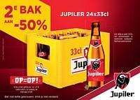 Jupiler 2de bak aan -50%-Jupiler