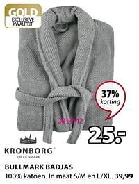 Bullmark badjas-Kronborg