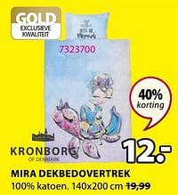 Mira dekbedovertrek-Kronborg