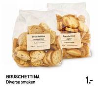 Bruschettina-Huismerk - Xenos