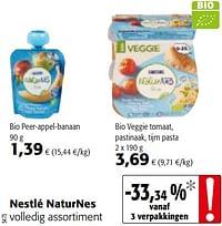 Nestlé naturnes volledig assortiment-Nestlé