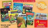 Selectie strips-Huismerk - Carrefour