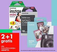 Instaxfilmrolletjes-Fujifilm