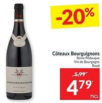 Côteaux bourguignons reine pédauque vin de bourgogne rood-Rode wijnen