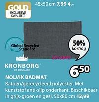 Nolvik badmat-Kronborg