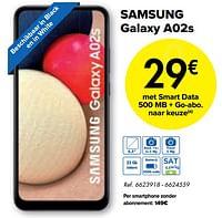 Samsung galaxy a02s-Samsung