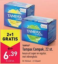 Tampax compak-Tampax