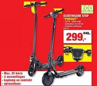 Guardo elektrische step pursuit-Guardo
