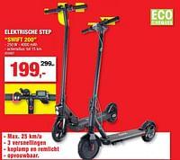 Guardo elektrische step swift 200-Guardo