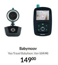 Babymoov yoo travel babyfoon-BabyMoov