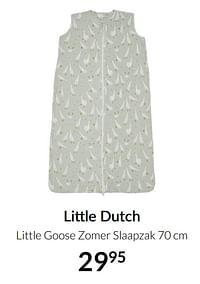 Little dutch little goose zomer slaapzak-Little Dutch