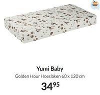Yumi baby golden hour hoeslaken-Yumi