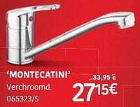 Mengkranen montecatini-Huismerk - HandyHome