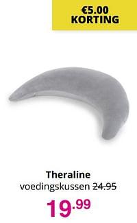 Theraline voedingskussen-Theraline