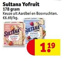 Sultana yofruit-Sultana