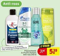 Fructis shampoo anti-roos-Garnier